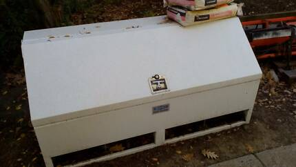 Ute/Trailer toolbox ~1500x600x750 Lockable & 2 Draws