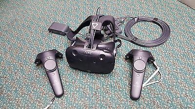 HTC VIVE - Virtual Reality Headset System - SteamVR - PC **READ** NO BASE'S