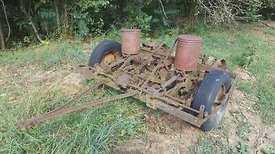 John Deere 290 Corn Planter Original