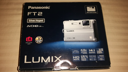 Panasonic Lumix FT 2 Digital Camera
