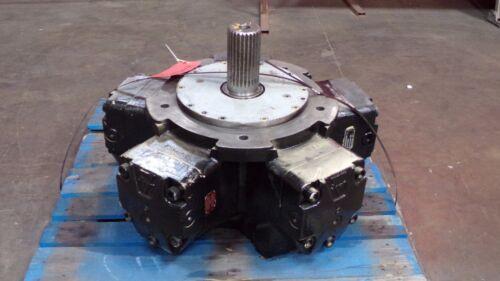 Pleiger Hydraulic Motor Cat # M04500-05-2202