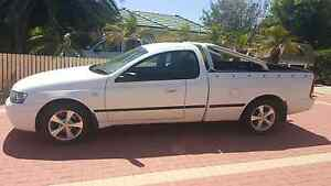 Ford bf xt falcon ute $6500 only 80000 kms Geraldton Geraldton City Preview