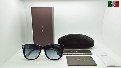 TOM FORD COOPER TF395 colr 89W occhiale da sole da uomo o donna TOP ICON ST56740