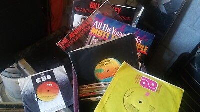 Record Collection - Over 3200 DJ Records Collection - 1950-1999 - Over 1400  7''