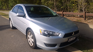 2012 MITSUBISHI LANCER AUTOMATIC Upper Coomera Gold Coast North Preview