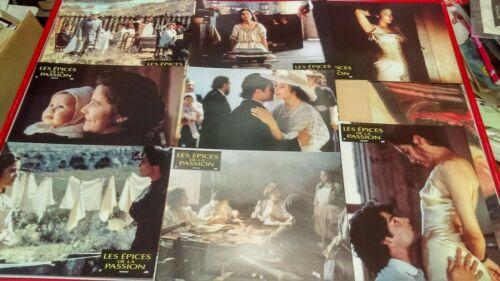 Alfonso ARAU 8 French Lobby Cards COME AGUA PARA CHOCOLATE