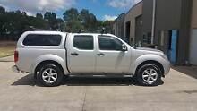2012 Nissan Navara Ute Parafield Gardens Salisbury Area Preview