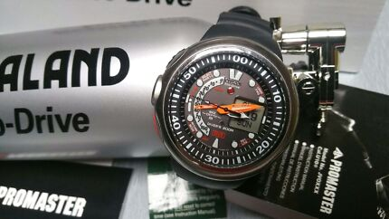 Diving watch Gwelup Stirling Area Preview