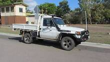 1990 Toyota LandCruiser Basalt Charters Towers Area Preview