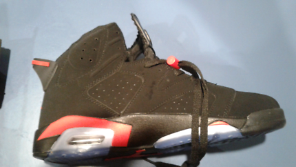 Air Jordans unknown if real or fake, bought on ebay.