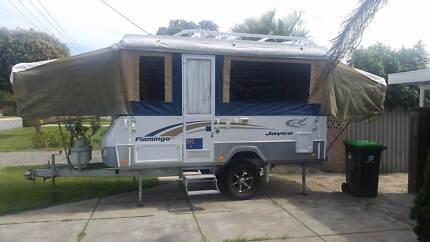 Jayco Flamingo ST (outback) Caravan Stirling Stirling Area Preview