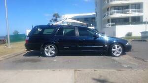 2002 Ford Falcon Wagon Surfers Paradise Gold Coast City Preview