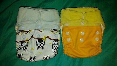 Grovia Hybrid Cloth Diaper Lot