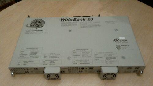 Carrier Access Wide Bank 28 DS3 Multiplexer