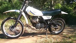 1990 Yamaha XT250 Gloucester Gloucester Area Preview