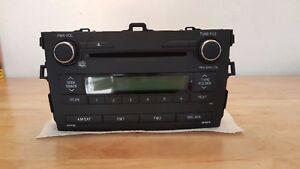 New stereo for Toyota Corolla 2009