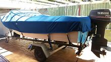 Runabout boat & trailor Dianella Stirling Area Preview
