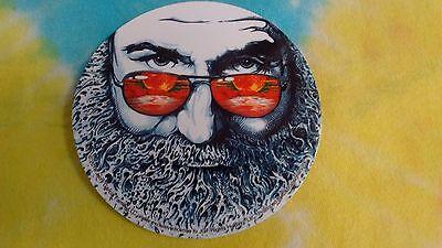 Grateful Dead Jerry Garcia Palm Sunday 4 Inch Sticker
