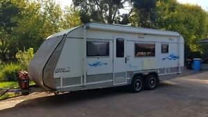 2014 Jurgens Narooma Family caravan
