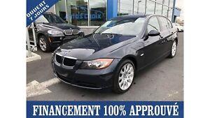2007 BMW 323 i **FINANCEMENT 100% APPROUVÉ**