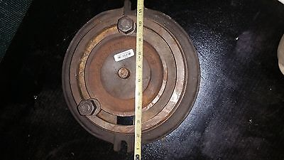 Swivel Base Bridgeport Mill Vise Mount 6-12 Swb Usa Made