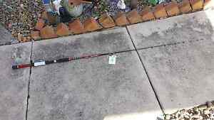 Brand new overhead fishing rod, one piece. T-butt bottom. Ascot Brisbane North East Preview