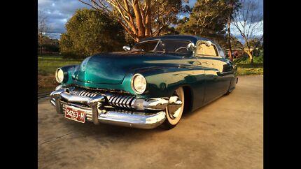 1951 ford Mercury