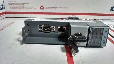 Allen-bradley Slc 500 Processor Unit 1746-l532