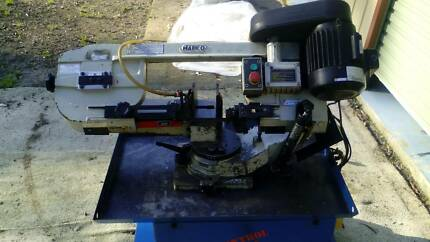 Large heavy duty bandsaw, band saw, metal cutting Medowie Port Stephens Area Preview