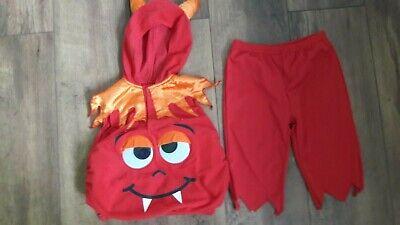 Small Devil Demon Halloween   baby toddler costume age - Demon Baby Kostüm