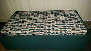 Double bed ottoman Forster Great Lakes Area Preview