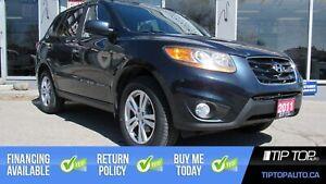 2011 Hyundai Santa Fe Limited ** 4 New Tires, AWD, Leather, Heat