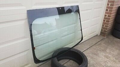 Genuine NISSAN 300ZX Z32 2-Seater COUPE HATCH WINDOW REAR DOOR GLASS Twin Turbo