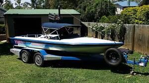SUPER TRAC INBOARD SKI / WAKE BOAT Moorooka Brisbane South West Preview