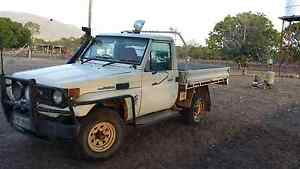 Toyota Landcruiser Lissner Charters Towers Area Preview