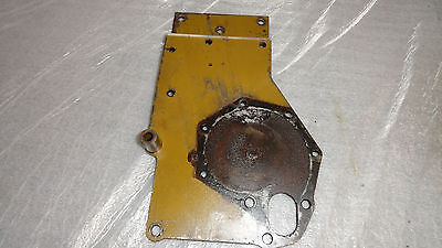 John Deere 1010 Crawler Water Pump Fan Cover