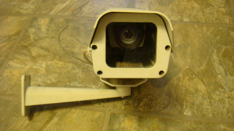 ADT Super High Resolution Day & Night Color Outdoor Security Surveillance Camera