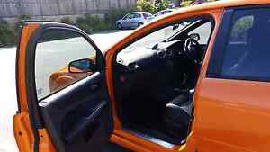 Electric orange Ford Focus XR5 Turbo Redbank Plains Ipswich City Preview