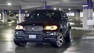 PENDING SALE - 2007 BMW X5 AWD 4dr 4.8i - Mississauga