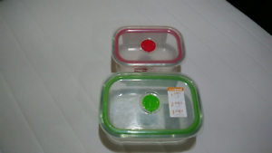 Glass Container Decor Match Ups Storer X2 Other Kitchen Dining