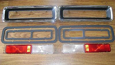 5959264 1967 Camaro Tail Light Lamp Bezel Right Side Each Dynacorn Passenger