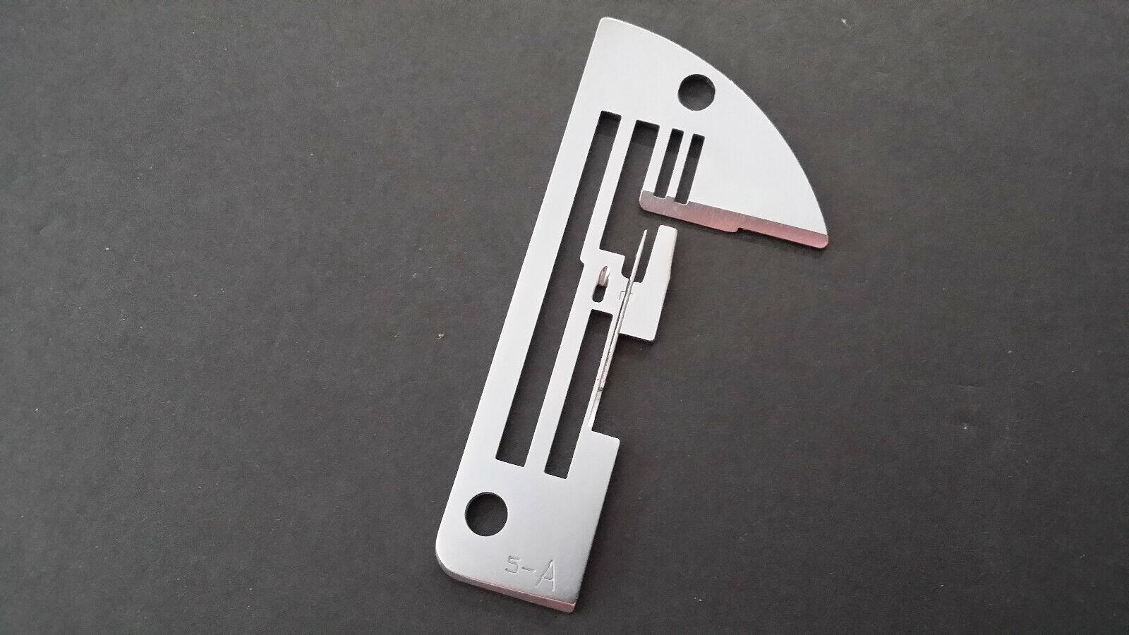 Genuine Elna Pro 5 serger needle plate