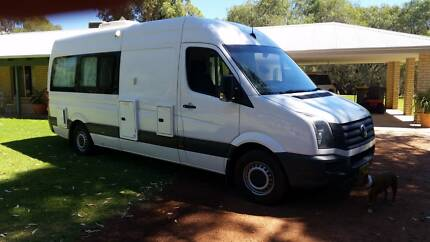 2012 VW Crafter Motorhome Herron Mandurah Area Preview