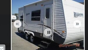 2008 Hideout Travel Trailer