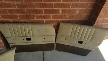 Valiant Chrysler door cards.VK VJ CJ CHCL CM
