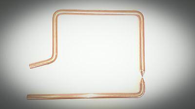 1 Pair 18 Tt-9 Tongs Tnt040206 For Miller Etal Electric Spot Welder