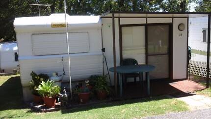onsite Caravan and Annex