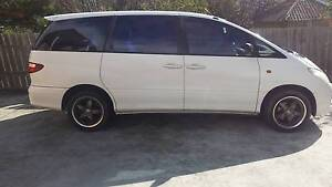 2000 Toyota Tarago Wagon rare 9 seater Hobart CBD Hobart City Preview