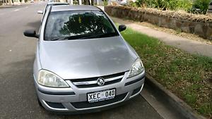 Holden Barina 2004 Magill Campbelltown Area Preview