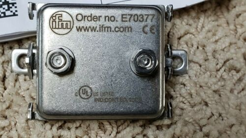 IFM E70377 FC Cable Splitter NEW